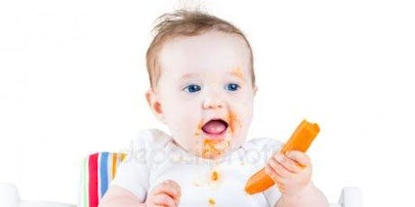 Weaning Nutrition Workshop tickets