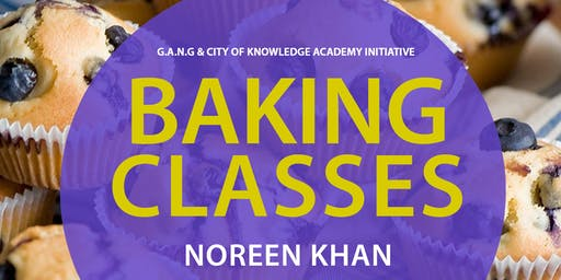 Baking with Noreen Khan