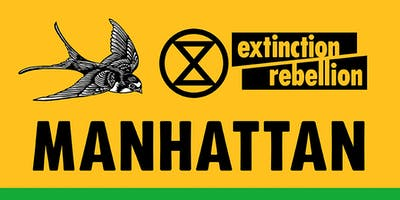 Extinction Rebellion Downtown West Side Neighborhood Group Launch - Heading for Extinction (and what to do about it)