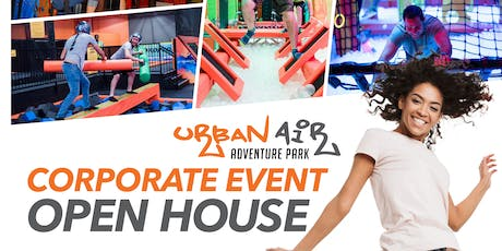 Urban Air Corporate Open House tickets