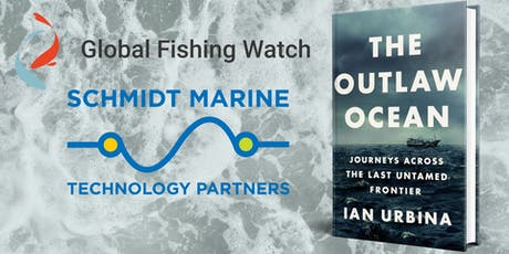 The Outlaw Ocean, a Bestselling Book Talk by Ian Urbina tickets