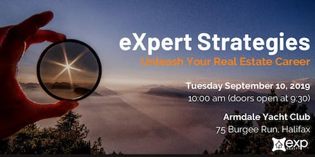 eXpert Strategies - Unleash Your Real Estate Career tickets