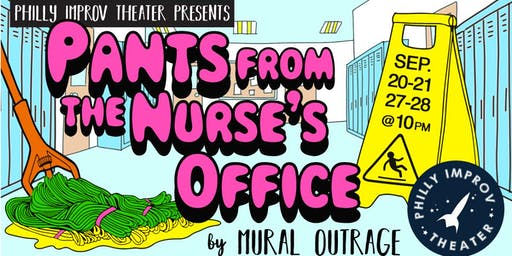 Pants From the Nurse's Office by Mural Outrage