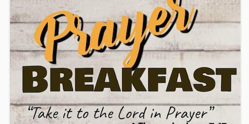Level Up Sis Prayer Breakfast Meet & Greet
