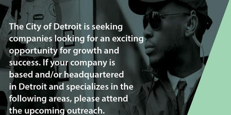 DETROIT SUPPLY SCHEDULE CONTRACT OPPORTUNITIES tickets