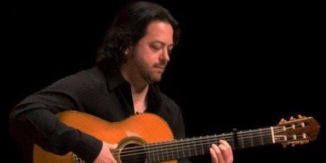 Jeremy Garcia - Flamenco Guitar Live tickets