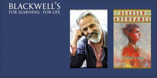Debut Novel Launch - Blessed Assurance by Stewart Ennis