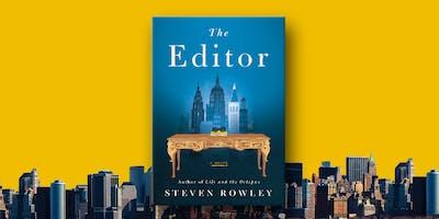 Author Talk: Steven Rowley