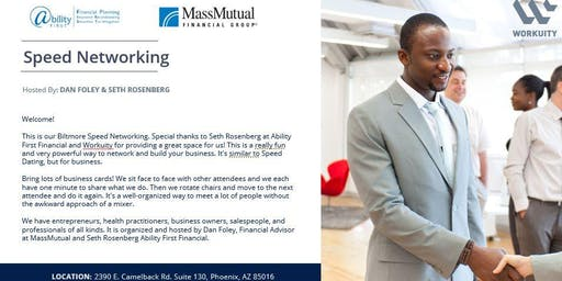 Speed Networking! It's Powerful, Fun, and Free!