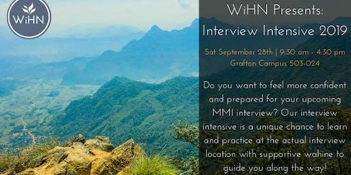 WiHN Presents: Interview Intensive 2019