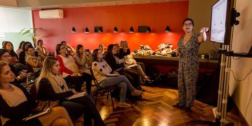 Brasília, DF/Brazil - Oficina Spinning Babies® 2 dias com Maíra Libertad - 17-18 Oct 2019