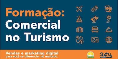 Formação: Comercial no Turismo