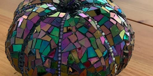 For the flipping Love of Everything Mosaic Pumpkin WoRksHop