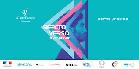 Recto VRso @Vancouver tickets