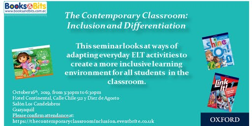 The Contemporary Classroom: Inclusion and Differentiation