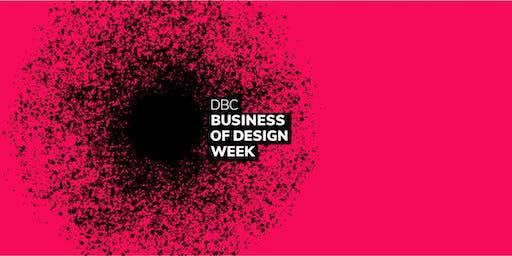 Business of Design Week Masterclass 3