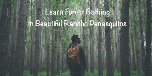 Guided Forest Bathing Walk - Rancho Penasquitos
