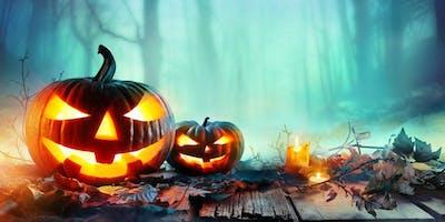 Halloween Costume Party!