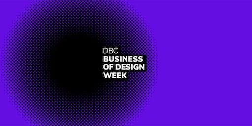 Business of Design Week Masterclass 9