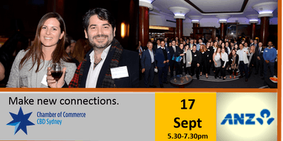 CBD Sydney Chamber of Commerce : After 5 Networking
