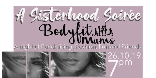 A Sisterhood Soirée. A night of Fundraising,Fashion, Fun & Friends!
