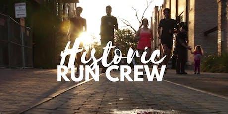 September Historic Run Crew tickets