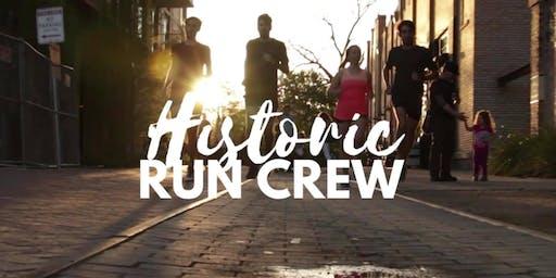September Historic Run Crew