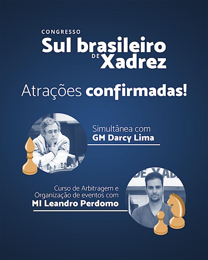 Imagem do evento Congresso Sul Brasileiro de Xadrez