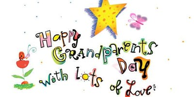 2019 St Peters Springfield Grandparents Day and Book Fair
