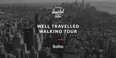 Well Travelled Walking Tour: Soho
