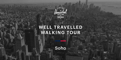 Well Travelled Walking Tour: Soho
