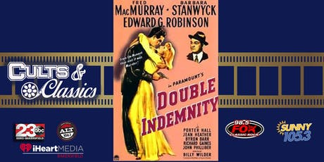 Cults & Classics: Double Indemnity tickets