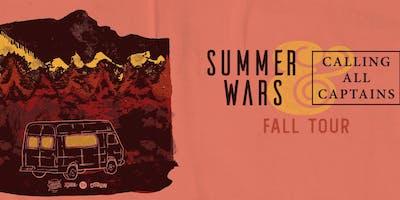 Summer Wars and Calling All Captains at The Aquarium