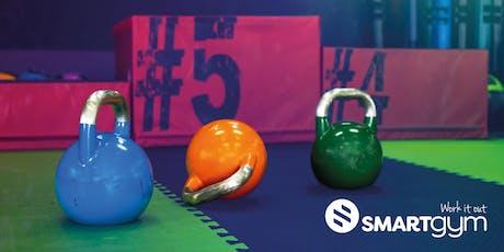 Smart Gym - Easterhouse Teaser Class (evening) tickets