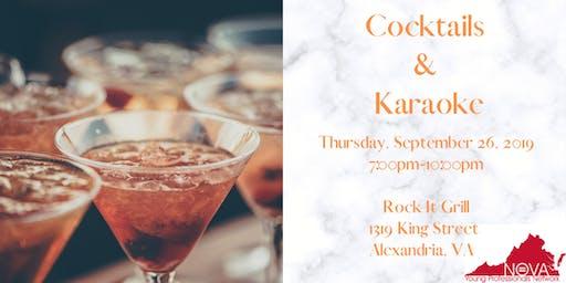 Cocktails & Karaoke