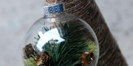 Create Exquisite Holiday Ornaments tickets