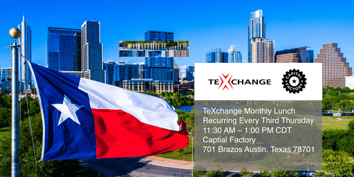 TeXchange Austin September 2019