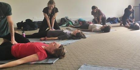 Thai Massage workshop tickets