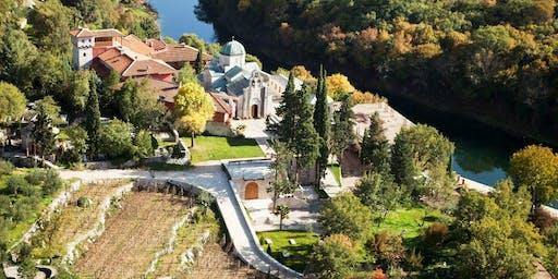 Rich Tastes of Balkans  Wine Event