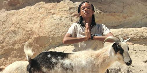 2nd Chance Goat Yoga Fundraiser