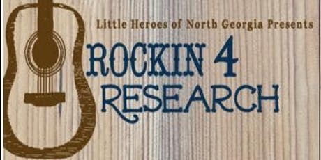 Rockin' For Research tickets