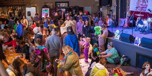 MONSTER MASH Wild Rumpus Kids' Halloween Party!