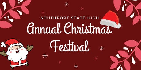 Southport State High Christmas Festival tickets