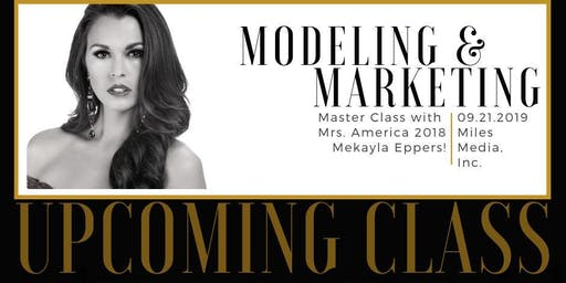 Modeling & Marketing