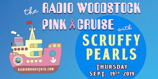 Radio Woodstock Pink Cruise