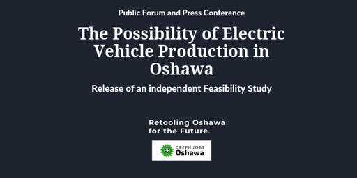 A Public Meeting on Future Possibilities for the General Motors Plant