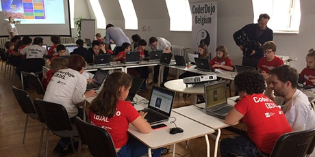 CoderDojo Brussels - Muntpunt - 27/06/2020 tickets