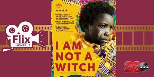 Flix: I Am Not a Witch