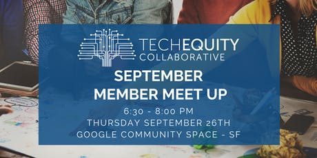 September Member Meetup tickets