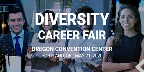 RESCHEDULED: POC PDX Professional Development & Career Fair tickets